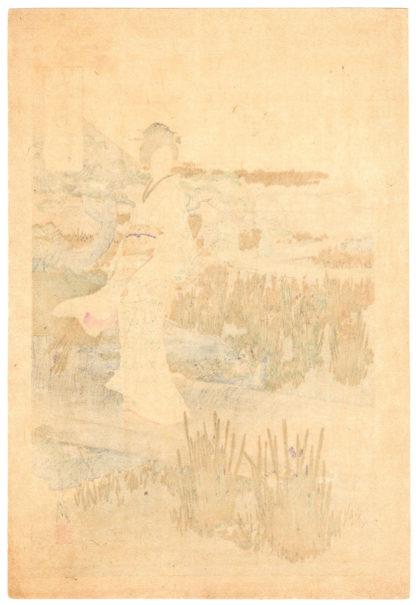 Ogata Gekko THE IRIS GARDEN