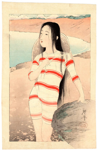 Terasaki Kogyo SEA-BATHING BEAUTY